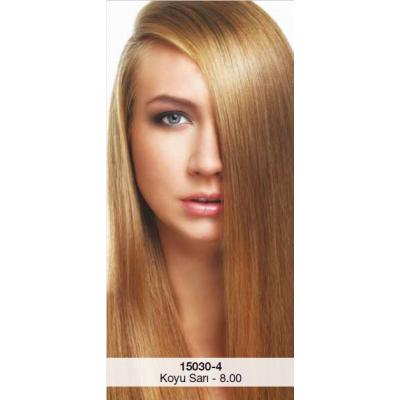 L'rouge krem saç boyaları Koyu Sarı