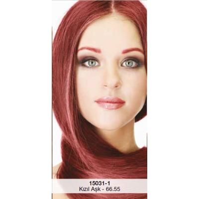 L'rouge krem saç boyaları Kızıl Aşk
