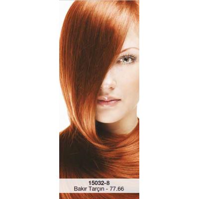 L'rouge krem saç boyaları Bakır Tarçın