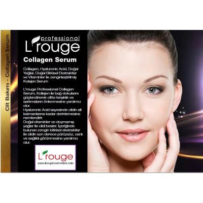 L'rouge Collagen Serum
