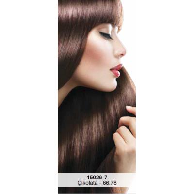 L'rouge krem saç boyaları Çikolata