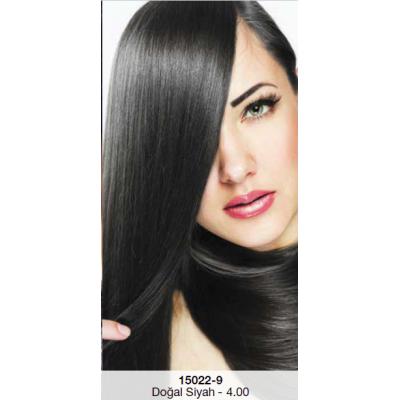 L'rouge krem saç boyaları Doğal Siyah