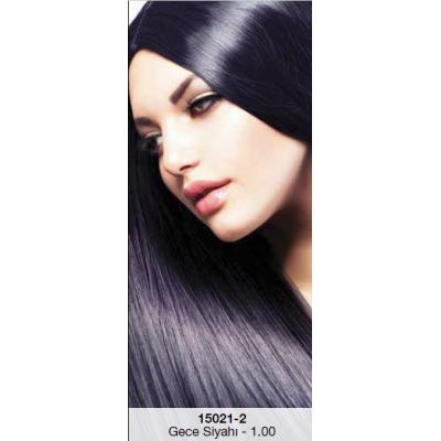L'rouge krem saç boyaları Gece Siyahı