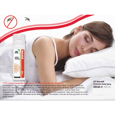 L'rouge OTC NutraleN Protective Body Spray