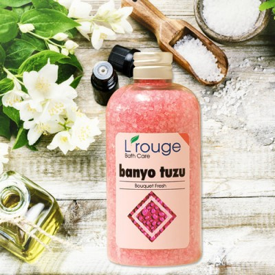L'rouge Bouquet Fresh Aromalı Banyo Tuzu