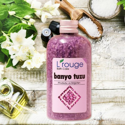 L'rouge Ahududu ve Böğürtlen Aromalı Banyo Tuzu