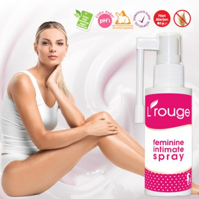 L'rouge Intimate Spray / L'rouge Спрей Для Интимной Гигиены
