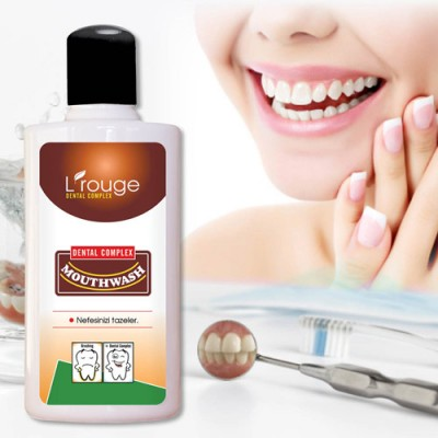 L'rouge Dental Complex Ağız ve Diş Suyu