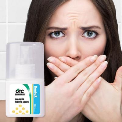 L'rouge OTC DentaX Propolis Mouth Spray